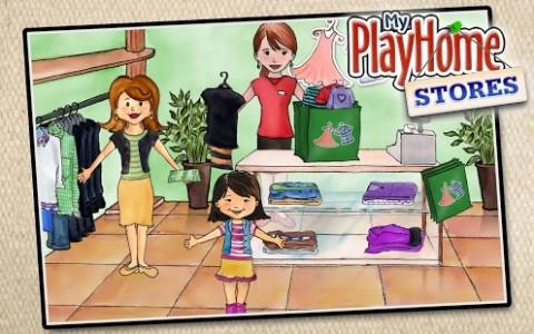 تحميل لعبة ماي بلاي هومMy PlayHome Stores apk مجانا للأندرويد + مهكرة