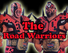 Adam S Wrestling Road Warriors Legion Of Doom