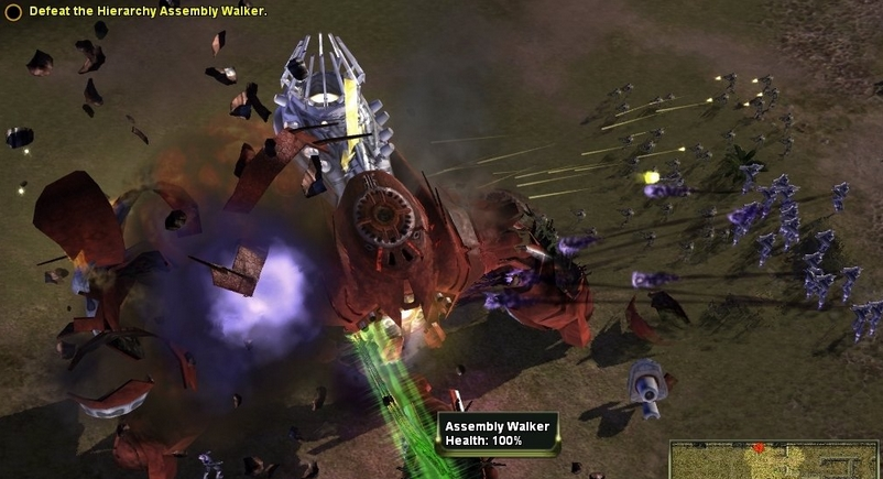 Universe At War Earth Assault PC Full Español