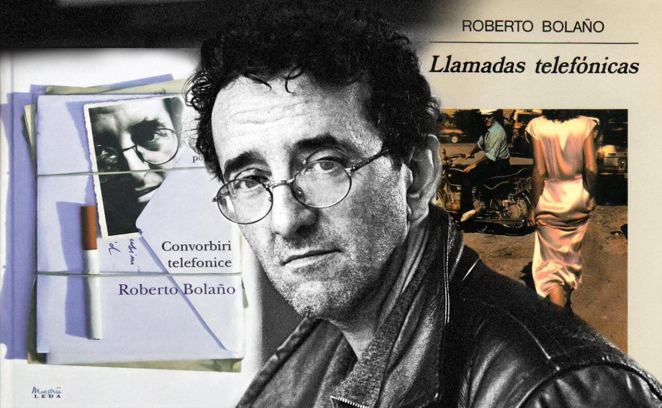 Convorbiri telefonice - Roberto Bolano
