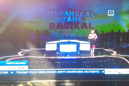 """Bom Kampung Melayu Tepat Setelah Metro TV Tayangkan Acara Mata Najwa """"Menangkal Yang Radikal"""" Yang Dihadiri Ansyaat Mbai dan Beberapa Orang Liberal"""