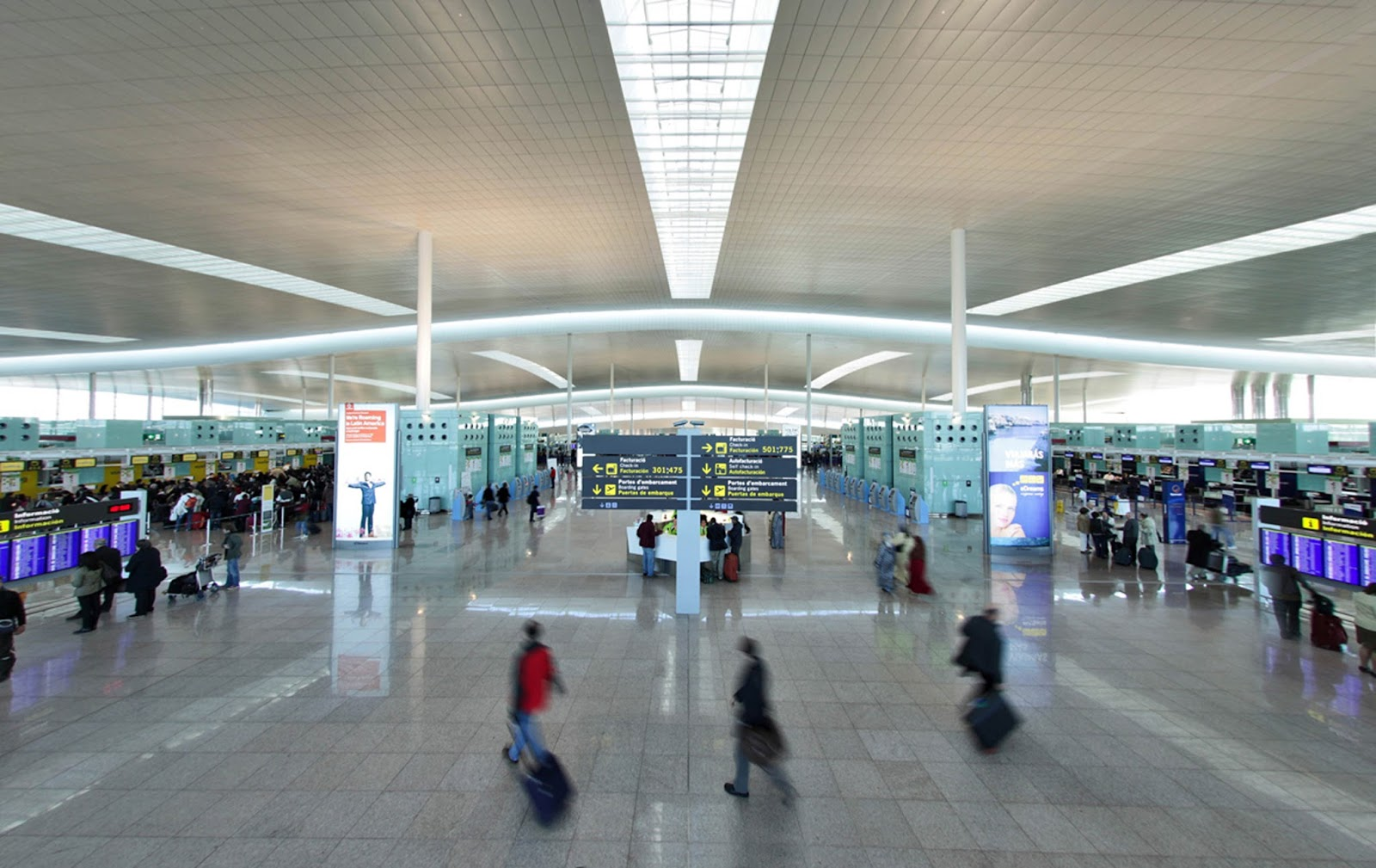 Аэропорт барселоны онлайн