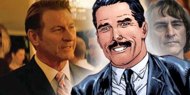 Brett Cullen interpretará a Thomas Wayne en The Joker