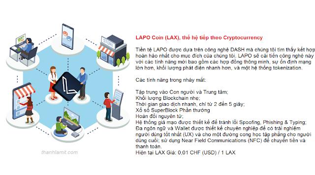 LAX Token là gì