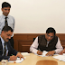 Defence Ministry signs contract with GRSE