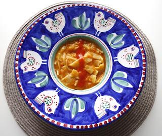 pasta + zucca