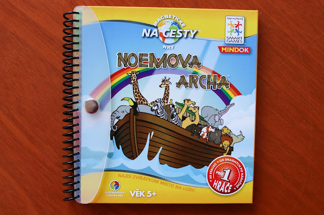 Recenze hry Noemova archa na blogu www.spoluhratky.eu