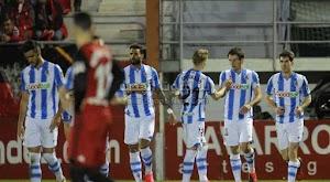 ريال سوسيداد يتاهل لنهائي كأس ملك إسبانيا بالفوز على فريق ميرانديس