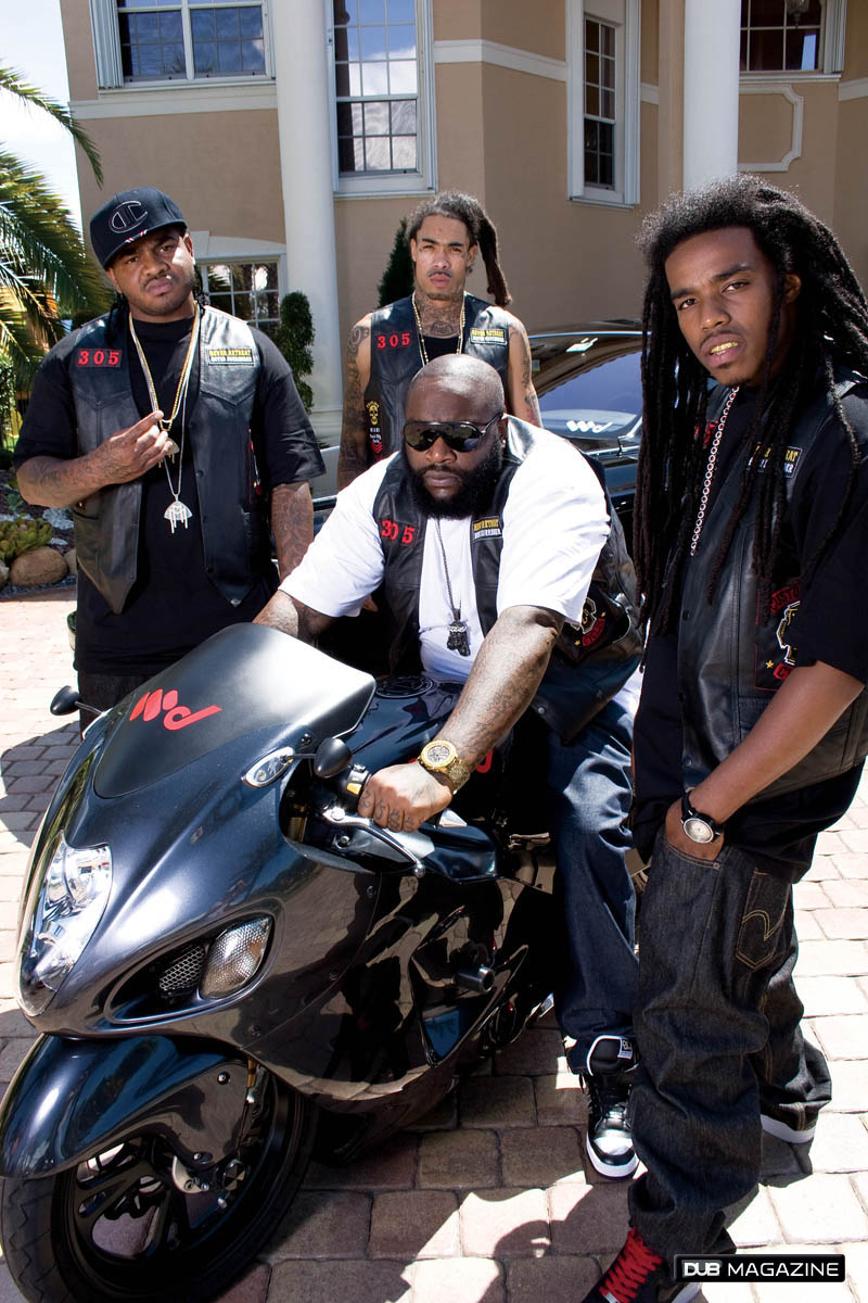 The car collection of Rick Ross | Eminent Cars