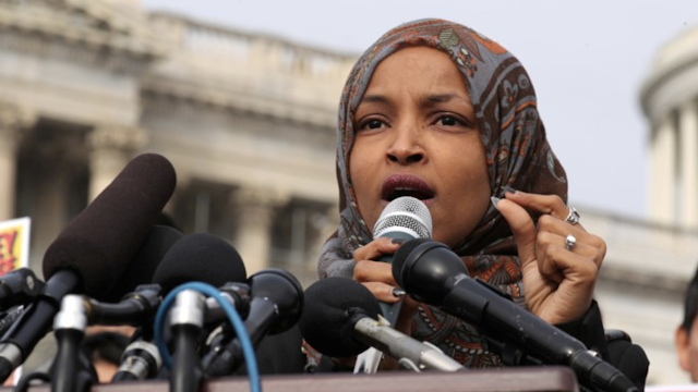 Trump's Attack on Ilhan Omar Is a Trap for Democrats