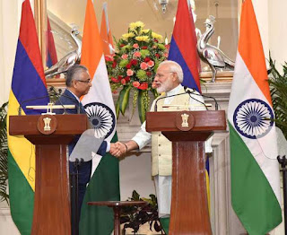 india-and-mauritius-signed-five-agreements