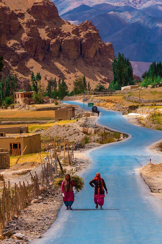 Quiet Period - Jammu and Kashmir State, India.