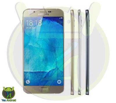 A800IXXU2APC2 Android 5.1.1 Galaxy A8 SM-A800I
