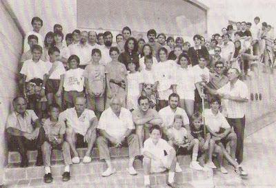 Bordell en el Open Internacional de Manresa 1990