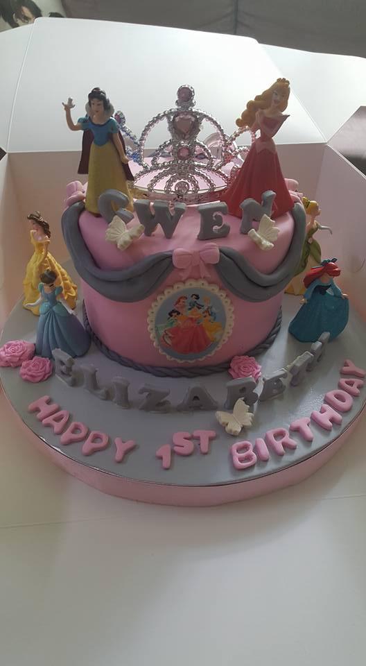 D Angel Cakes
