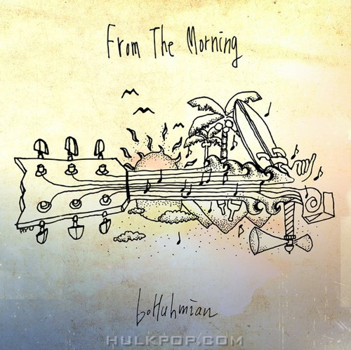 boHuhmian – From the Morning – EP