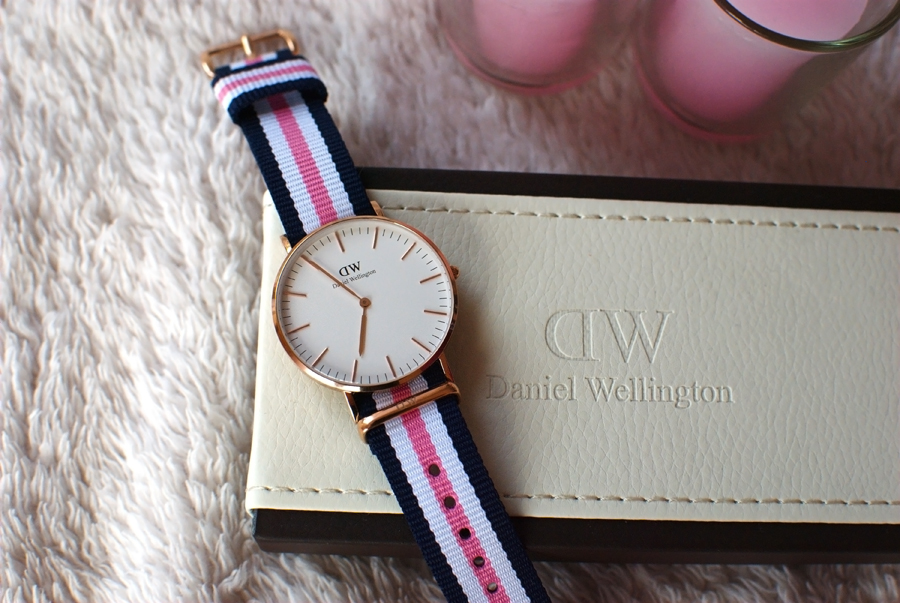 NEW IN: Daniel Wellington Watch
