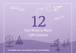 12 Fun Ways to Burn 100 Calories - Header
