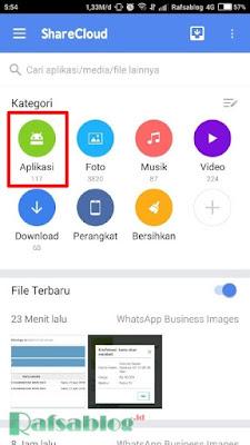 Cara Mengirim Apk di Whatsapp