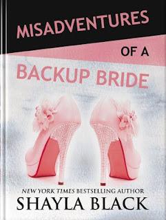 backup bride%2Bcover Misadventures of a Backup Bride Blog Tour
