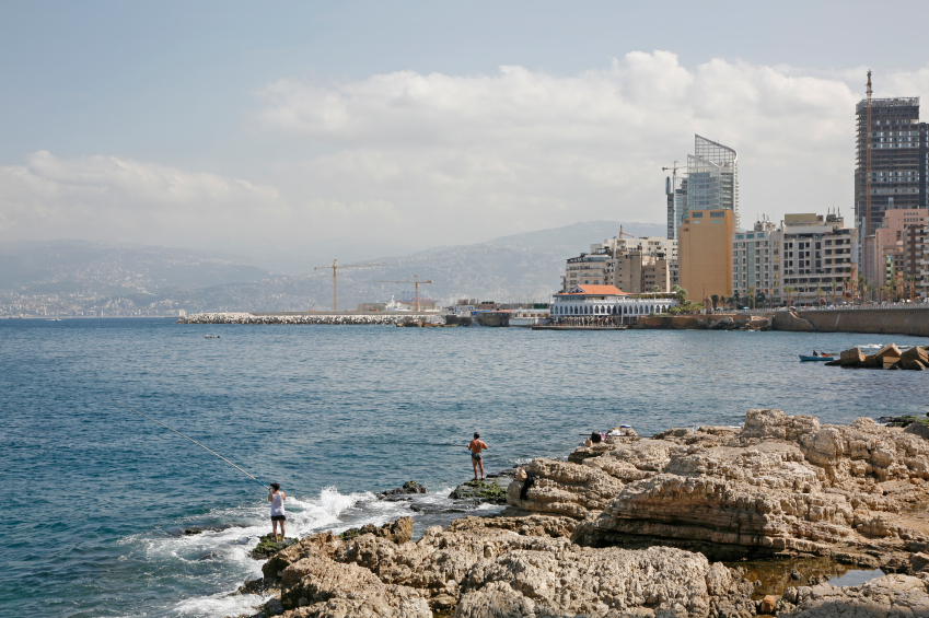 Beirut, Lebanon - Travel guide and Travel info | Tobias Kappel