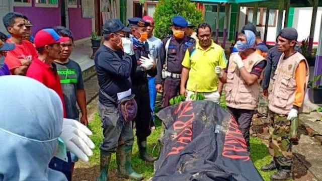 Satu Lagi Korban Banjir Bandang Ditemukan Dalam Kondisi Membengkak