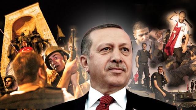 Stratfor: Θα χρειαστούν χρόνια μέχρι να ανακάμψει απο το πραξικόπημα ο τουρκικός στρατός