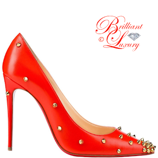 Brilliant Luxury ♦ Christian Louboutin Orange Edition