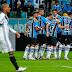 De virada, Grêmio vence a Ponte Preta na arena