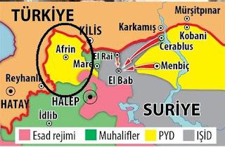 """Αμερικανός στρατηγός: """"Αν επιτεθείτε στους Κούρδους θα σας χτυπήσουμε στο ψαχνό"""""""