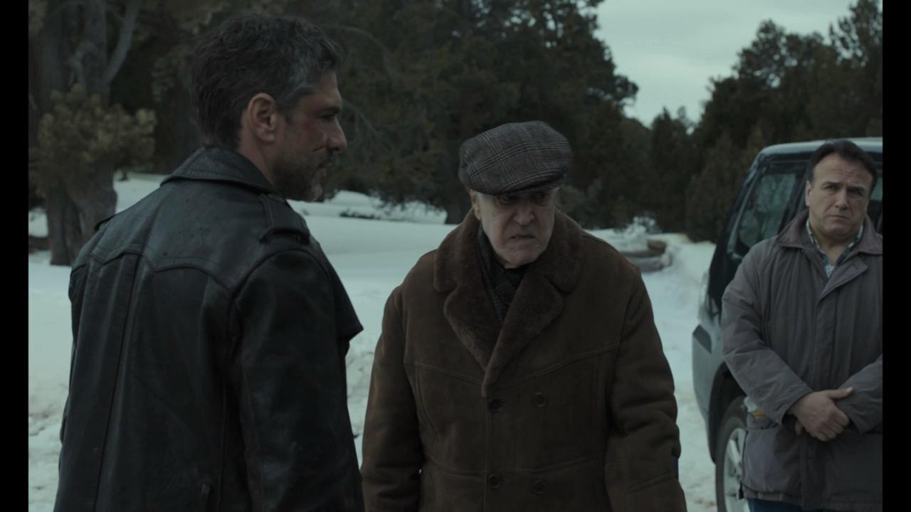 Nieve Negra (2017) HD 720p Español Latino captura 4