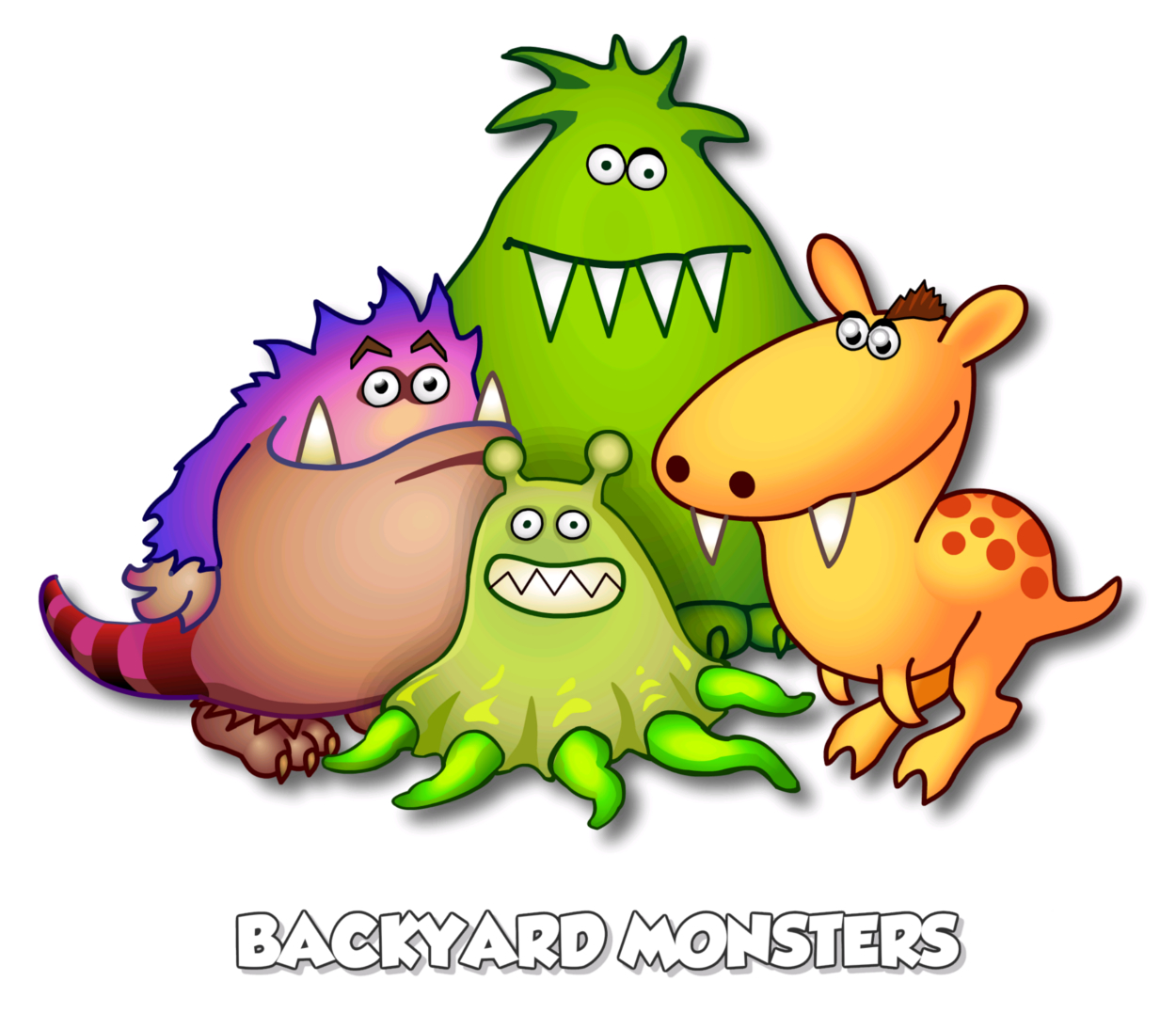 Backyard Monsters Cheat Engine