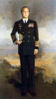 Félix Revello de Toro, Juan Carlos I, Retrato Oficial