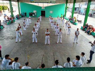 Baraúna realizou 2º Festival Internacional de Capoeira