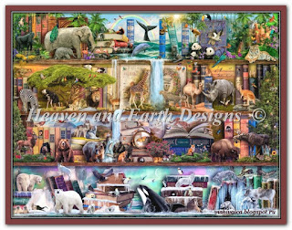 "HAED AIS 16499 ""The Amazing Animal Kingdom"""