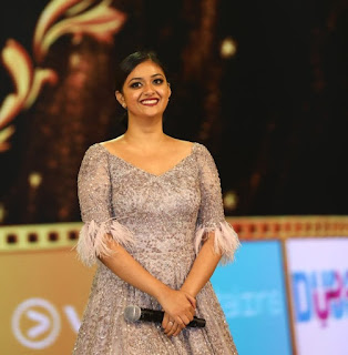 SIIMA Wishing the Gorgeous Keerthy Suresh a Very Happy Birthday
