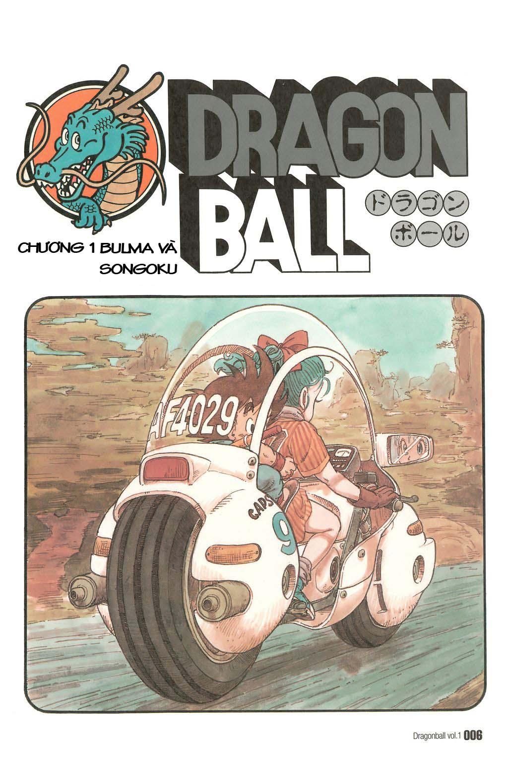 Dragon Ball chap 1 trang 11