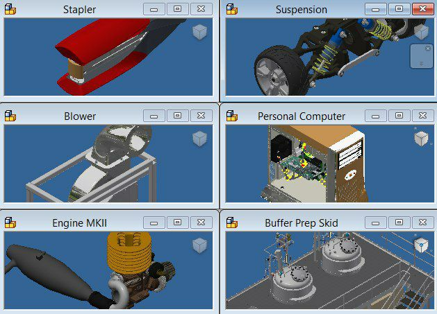 Autodesk Inventor Sample Files (Direct Download Links)   Under The