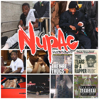 Troy Ave - NuPac - Album Download, Itunes Cover, Official Cover, Album CD Cover Art, Tracklist
