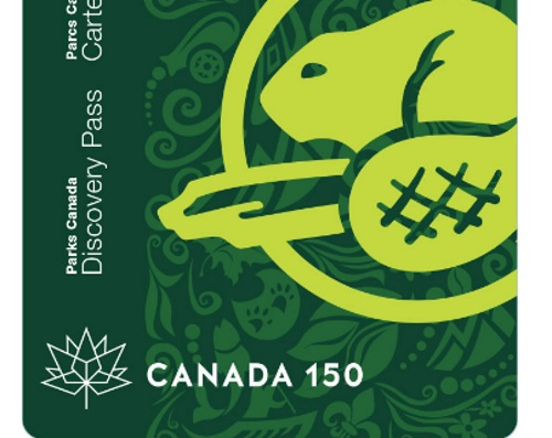 Parks Canada Free 2017 Discovery Pass