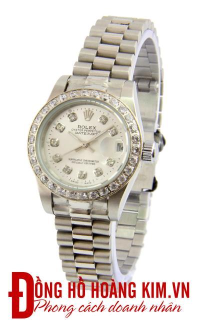 bán đồng hồ nữ kim loại