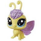 Littlest Pet Shop Series 2 Sparkle Pets Glitzy Prettyfly (#2-S12) Pet
