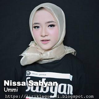 Nissa Sabyan - Ummi