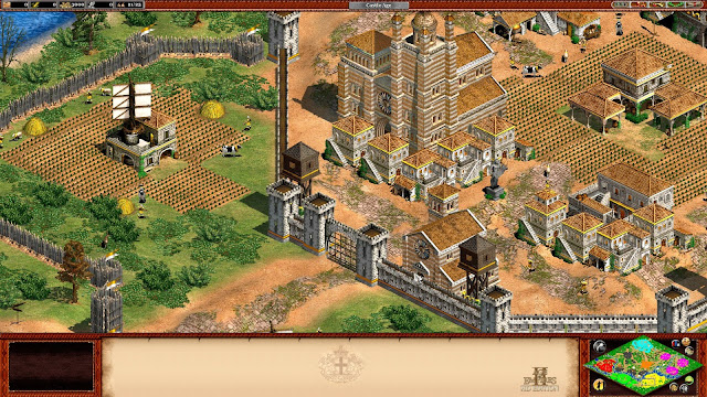 Age of Empires II HD The Forgotten Free Full Version Screenshot 2