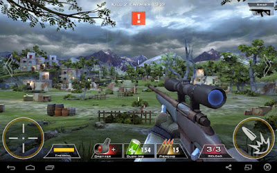 Download Kill Shot Bravo v2.8 Mod Apk Unlimited Money