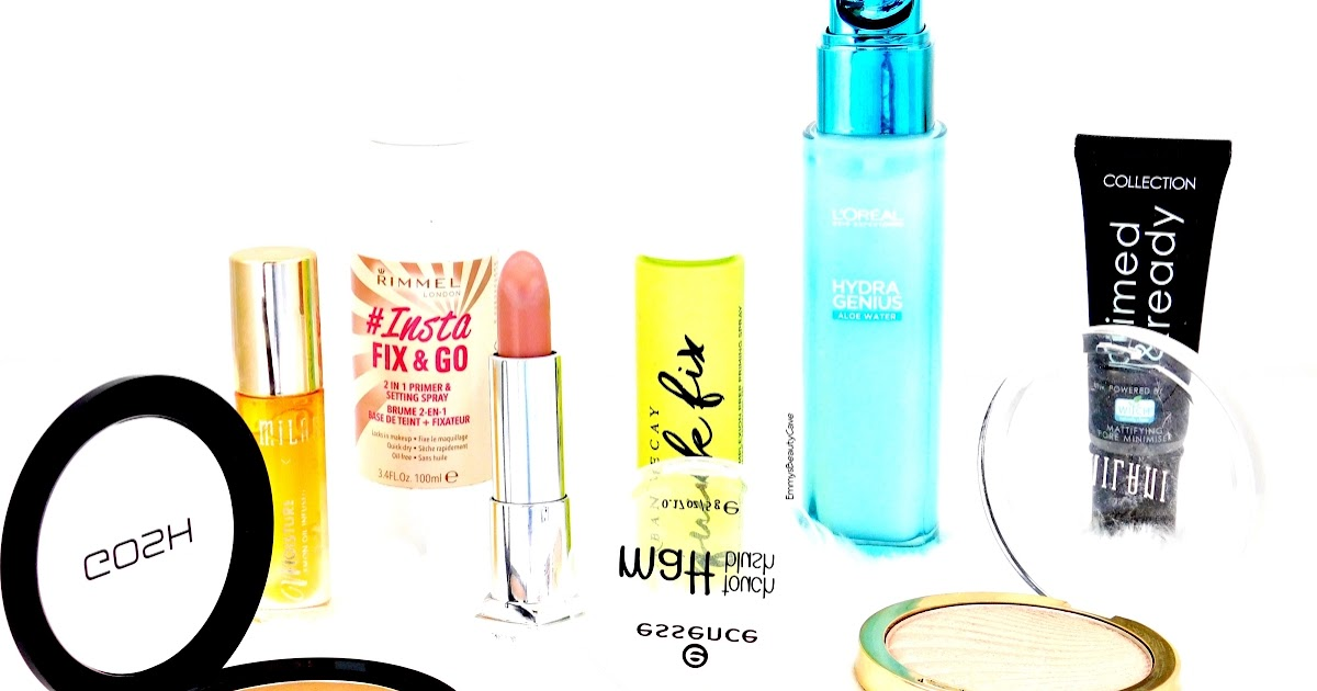 Products I've Fallen In Love With Recently | EmmyWritesAbout