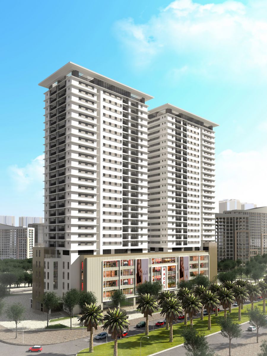 HACC1 Complex Building Lê Văn Lương