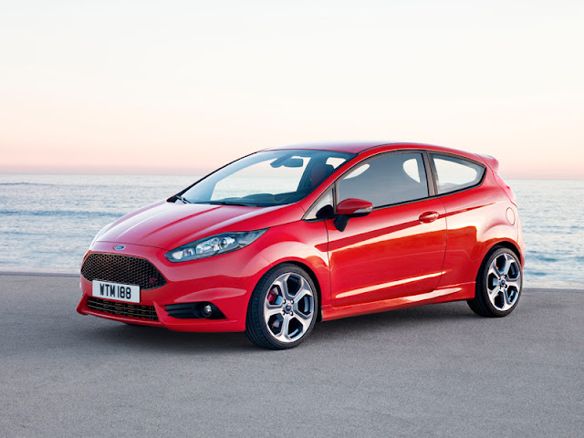 2013 Ford Fiest ST - Subcompact Culture
