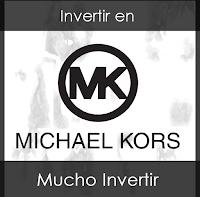 Invertir en acciones de michael kors
