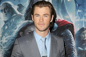 Chris Hemsworth loses weight for new film